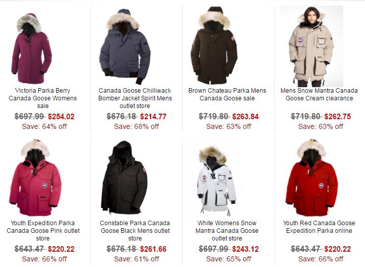 canada goose jacket houston
